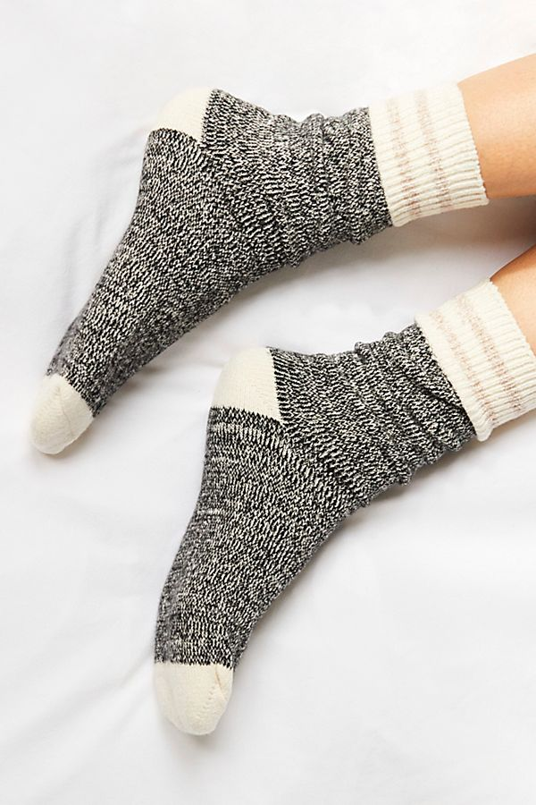 Haven Cozy Crew Sock
