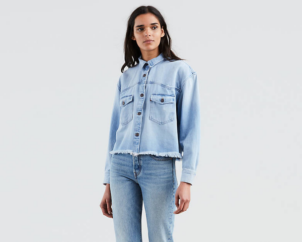 Addison Denim Shirt