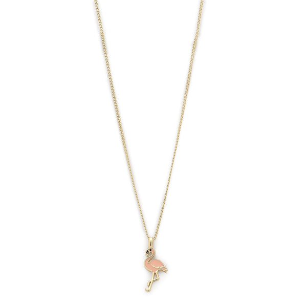 Gold Thrill Necklace Nude