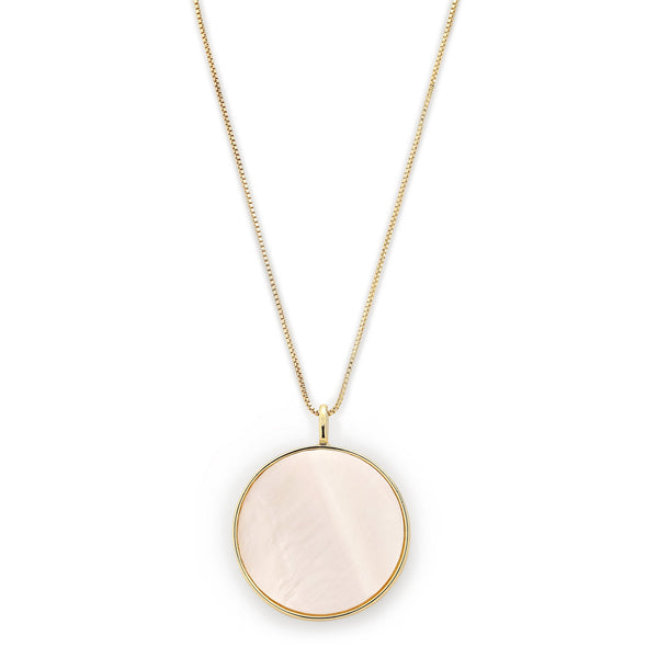 Gold Yoko Necklace