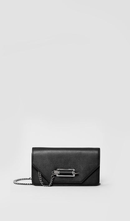 Zoey Leather Crossbody