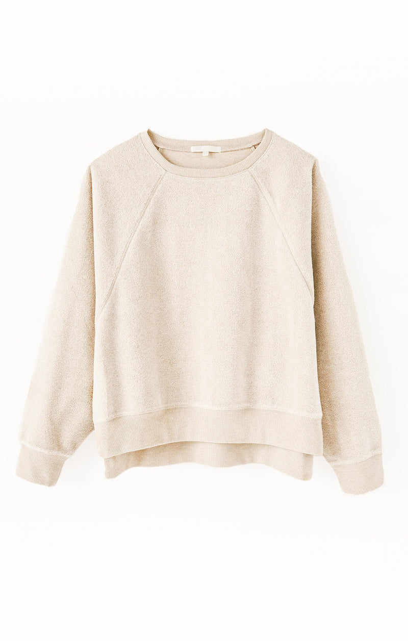 Sleep Over Raglan Sweatshirt