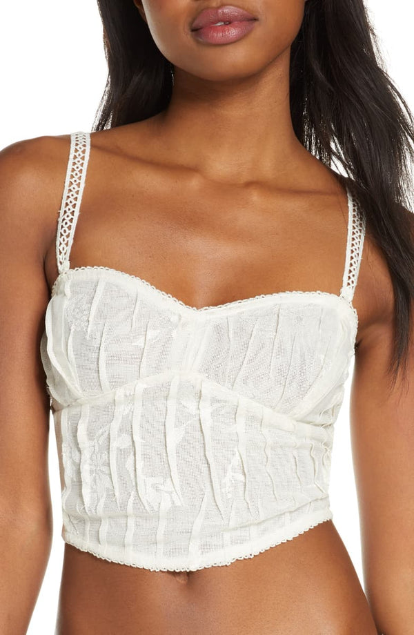 All I Want Corset Cami
