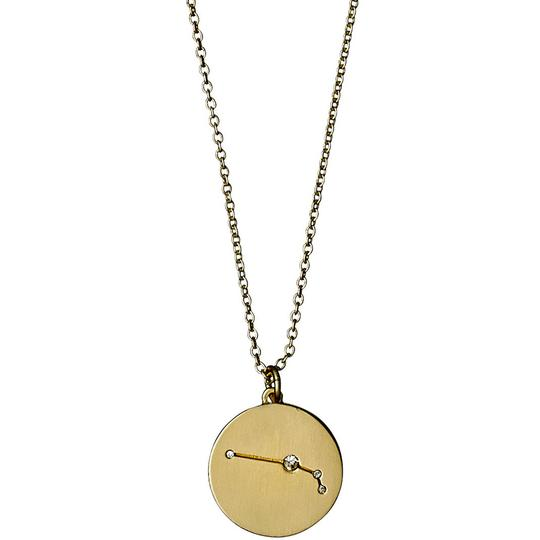 Star Sign Necklace, Aries