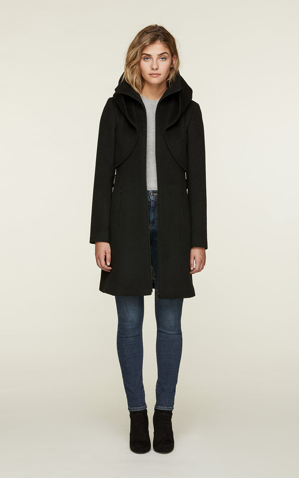 Arya Wool Coat