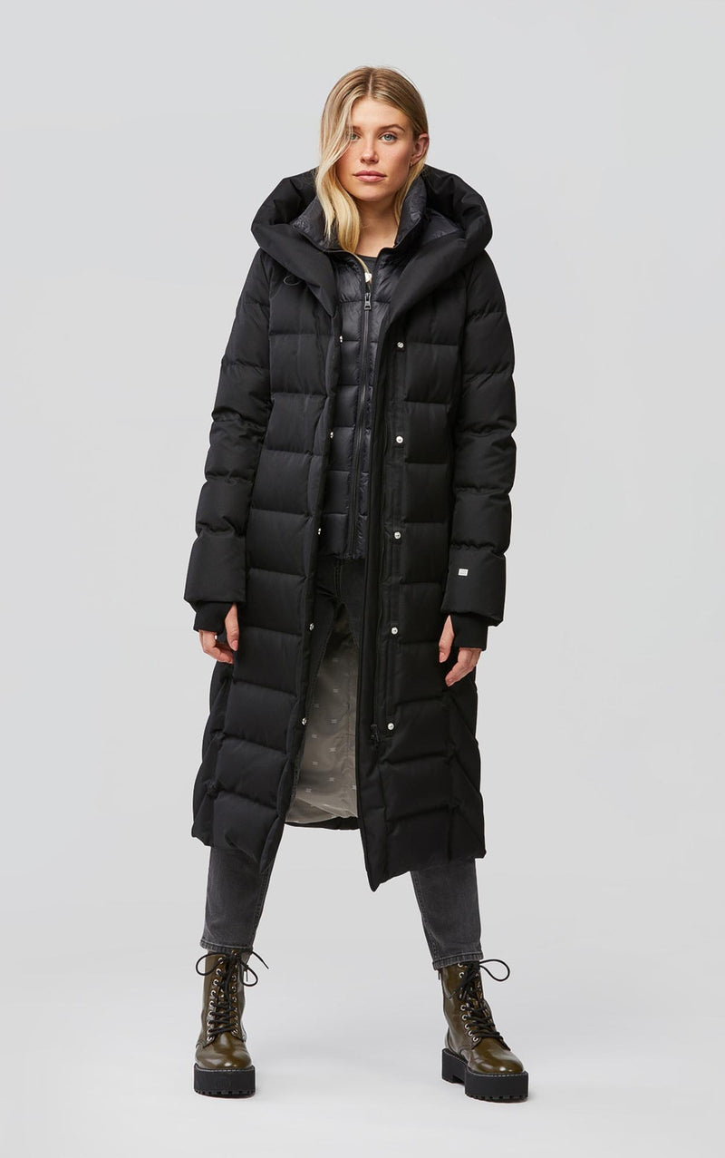 Men's Lodge Down Jacket Matte Finish