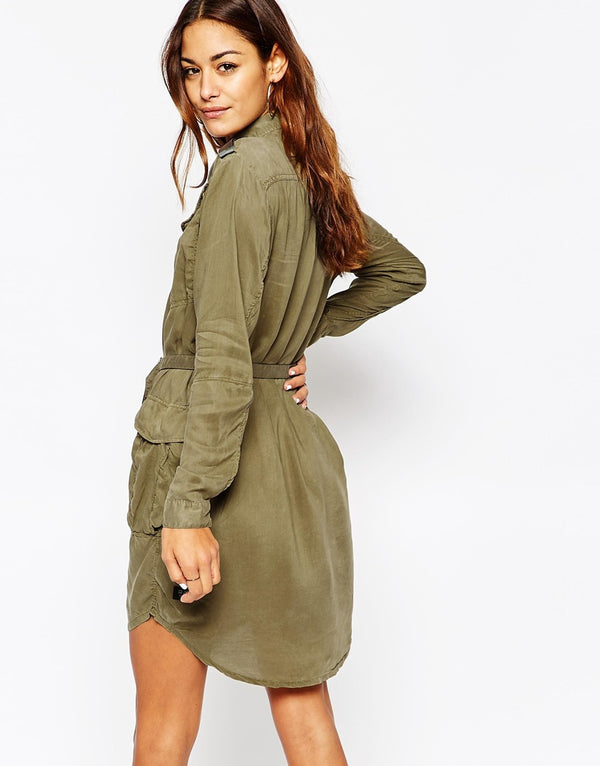 Rovic Shirt Dress