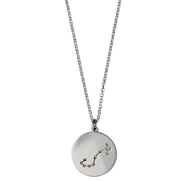 Star Sign Necklace, Scorpio