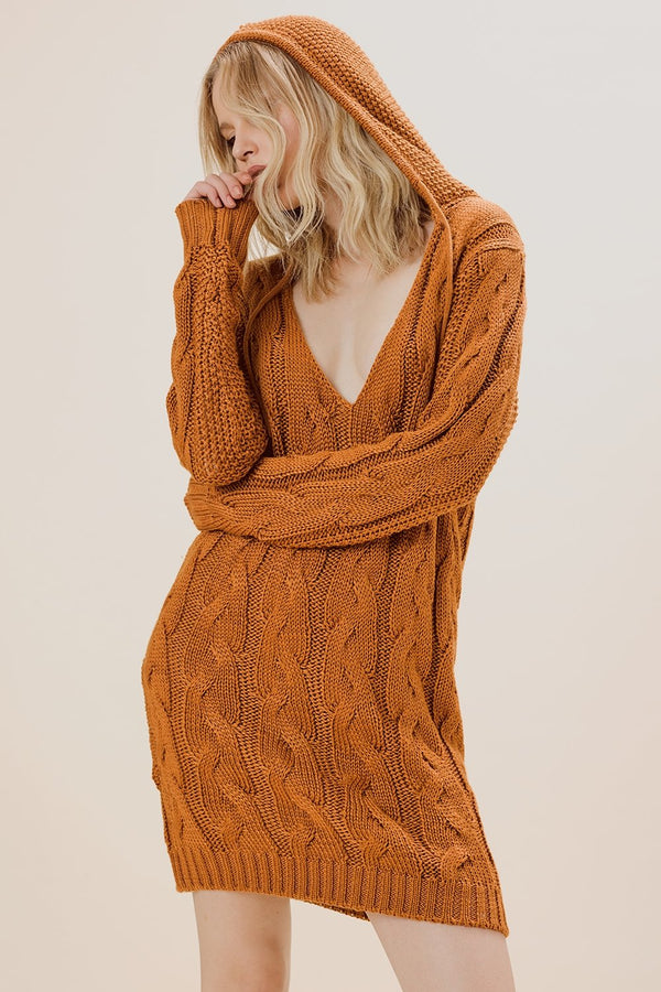 Charlotte Sweater Dress