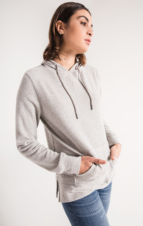 The Soft Knit Hoodie