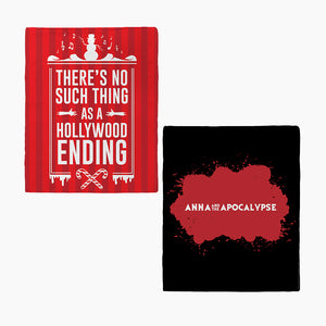 Anna and the Apocalypse Hollywood Ending Blanket