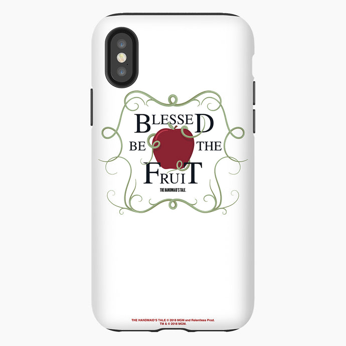 The Handmaid's Tale Blessed Be the Fruit Logo Phone Case