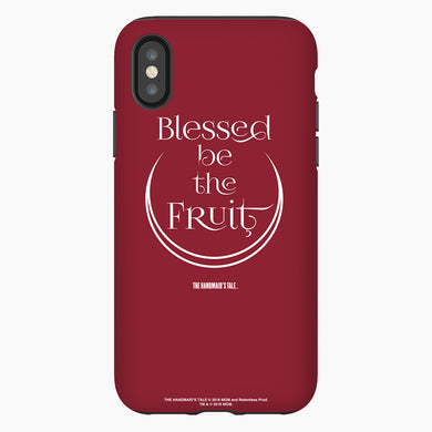 The Handmaid's Tale Blessed Be the Fruit Red Phone Case