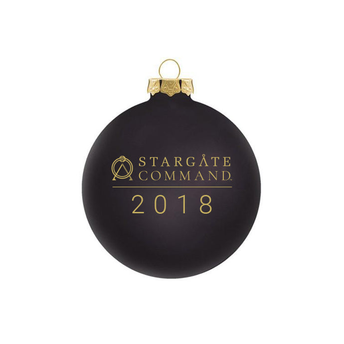 Stargate Command 2018 Ornament
