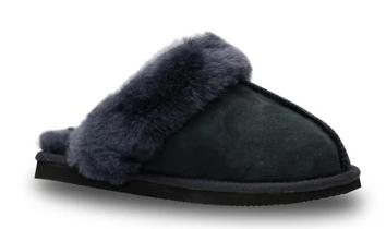 Lune 01 / Slipper W /NAVY