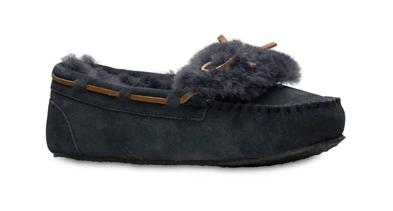 Lune 34 / Slipper W / NAVY
