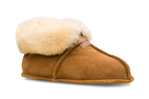 Lune 10 / Slipper Kids / Chestnut
