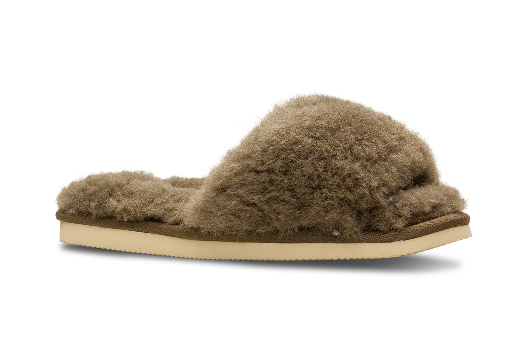 Lune 13 / Slipper W / Green