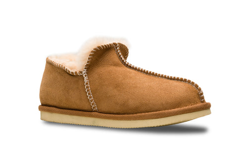 Lune17 / Slipper Mens / Chestnut