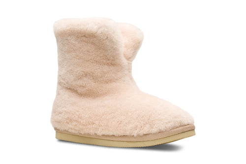 Lune 19 / Slipper high W / Beige