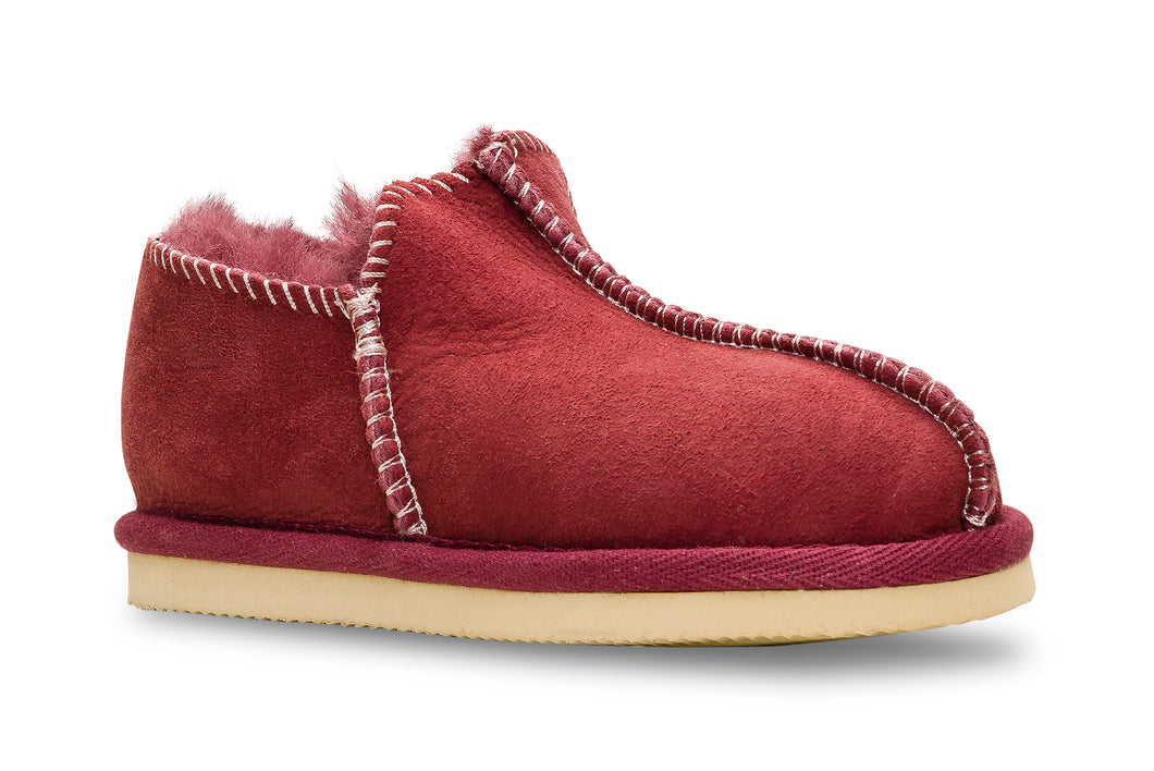Lune 20 / Slipper Kids / Burgundy