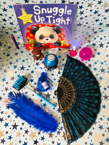 The Bedtime Box! Sensory Sparkle Monthly Bag Offer