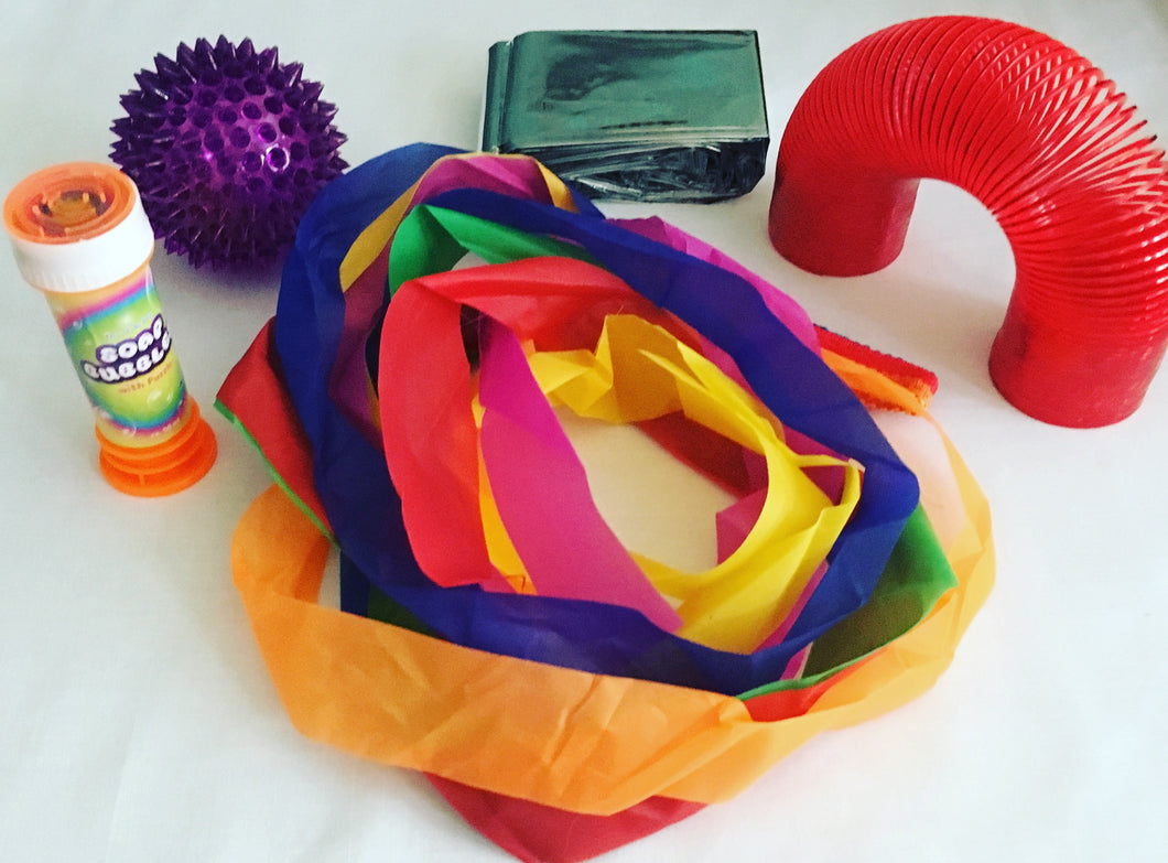 sensory box stocking filler toys special needs