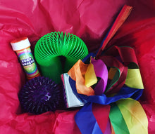 Load image into Gallery viewer, Sensory gift box special needs toys sensory play