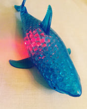 Load image into Gallery viewer, Light Up Beaded Squishy Shark Toy