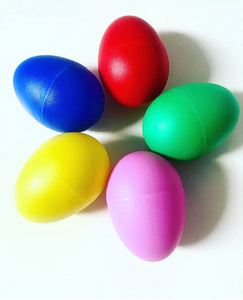 Colourful Egg Shaker
