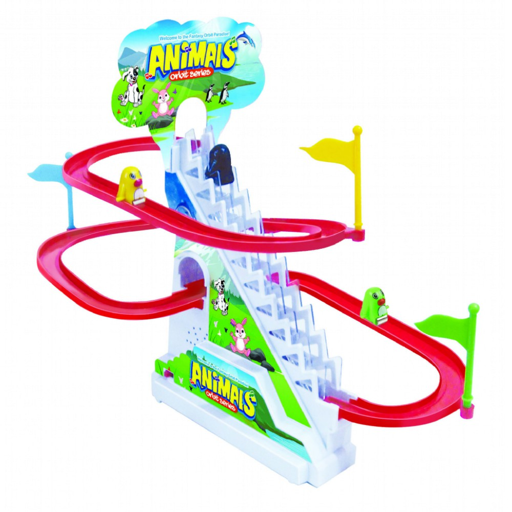 Penguin Race Track
