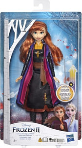 Disney's Frozen 2 Magical Light Up Doll