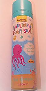 Mouldable Foam Soap!
