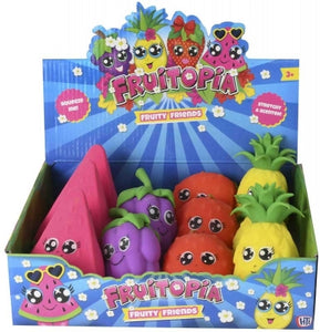 Fruitopia Friends Stress Toy