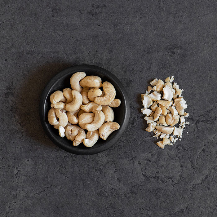 Cashews in Pave Energy Bar | Chef Chris Cosentino's real food bar.
