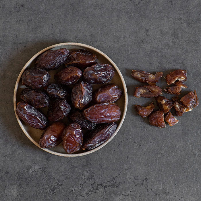 Dates in Pave Energy Bar | Chef Chris Cosentino's real food bar.