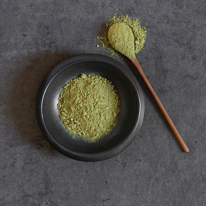 Matcha in Pave Energy Bar | Chef Chris Cosentino's real food bar.