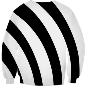 Crown Striped Sweater