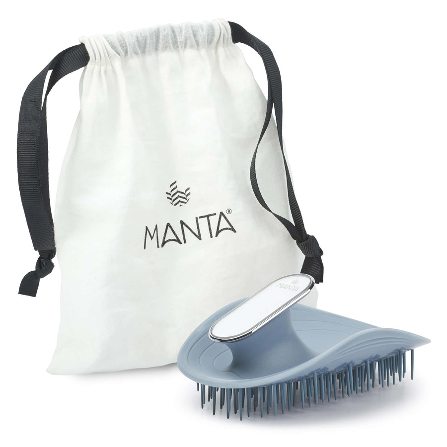 MANTA | The Mirror Hairbrush