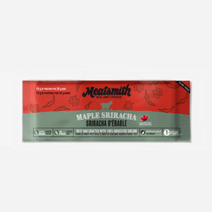 Maple Sriracha Beef Bar