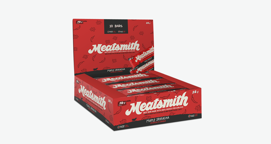 Meatsmith Meat Bar Monthly Subscription - Maple Sriracha