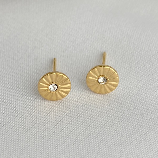 Wink Post Earrings