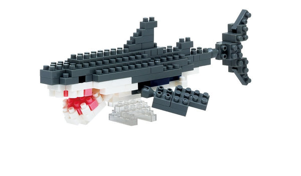 Great White Shark Nanoblocks