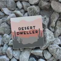 Desert Dweller Sticker