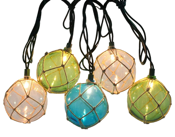 Fish Float String Lights