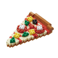 Nanoblock Pizza Building Kit