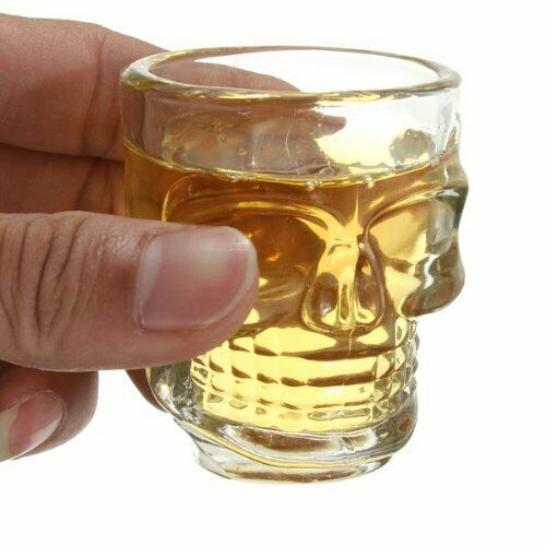 Skull Shot Glasses Set