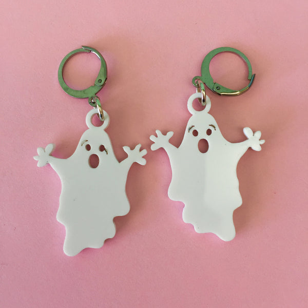 Ghostie Earrings