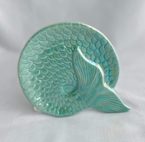 Mermaid Tail Dish