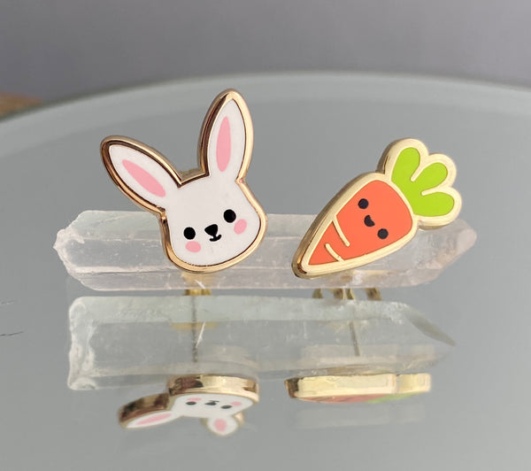 Hungry Bunny Earrings